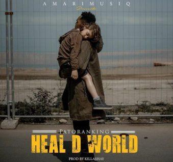 Patoranking - Heal D world