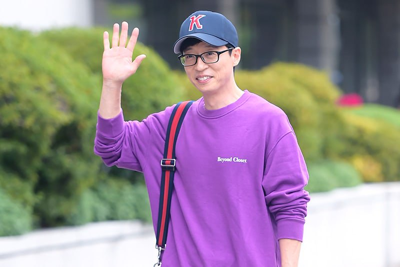 Image result for yoo jae suk site:twitter.com