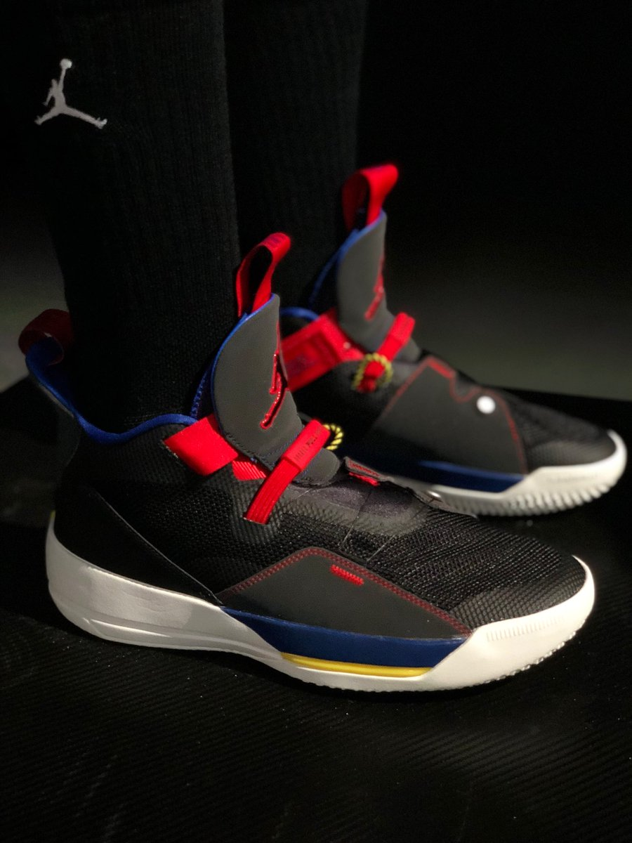 SoleCollector com on Twitter   Introducing the Air Jordan 33     SoleCollector com on Twitter   Introducing the Air Jordan 33  featuring an  innovative  laceless FastFit system   PrepareToFly            ImGeraLd