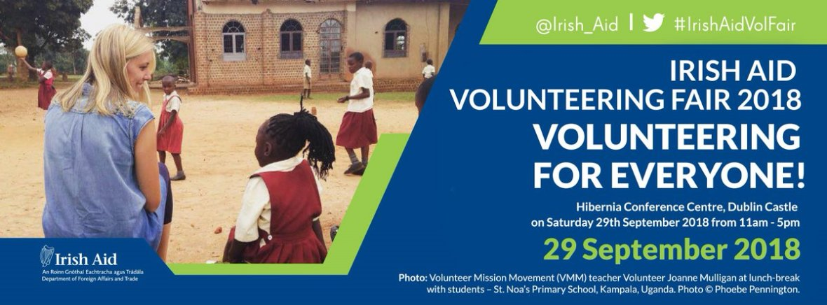 Come over to @dublincastleopw on Saturday if you're interested in #volunteering overseas, or just want to find out a bit more about the #volops available to you. Come along if you want to hear Carlos Fernandez speak, or get advice and tips on fundraising.  Just come along!