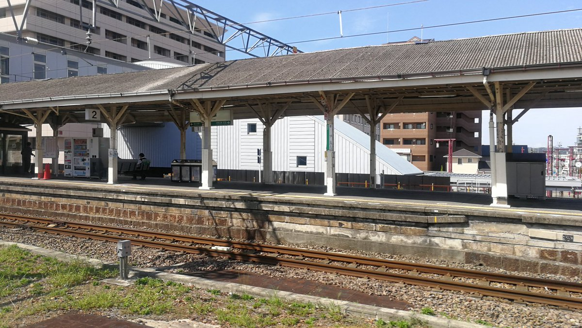 test ツイッターメディア - 木津駅です。ここから大和路線になります。(正式名称は関西本線) https://t.co/qXIIzwKYU9