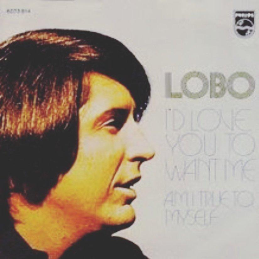 Lobo - I'd Love You to Want Me (1972)歌詞 lyrics《經典老歌線上聽》