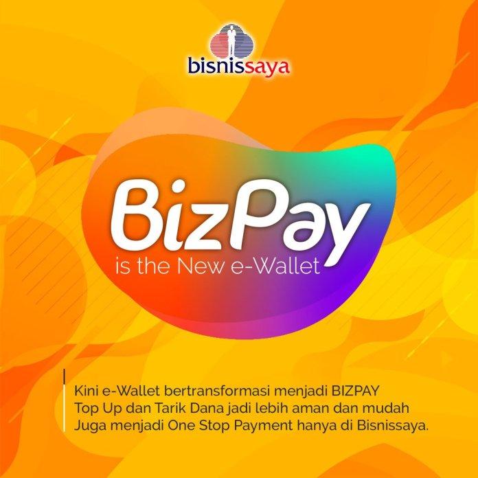 Kk Indonesia على تويتر Informasi Kini E Wallet Bertransformasi Menjadi Bizpay Lohh Top Up Dan Tarik Dana Jadi Lebih Aman Dan Mudah Dan Juga Menjadi One Stop Payment Hanya Di Https T Co Frujogi3wd Bisnissaya Kkindonesia Bizpay