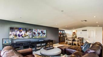 Buy Richie Incognito's Arizona House That Has A Very Nice Man Cave