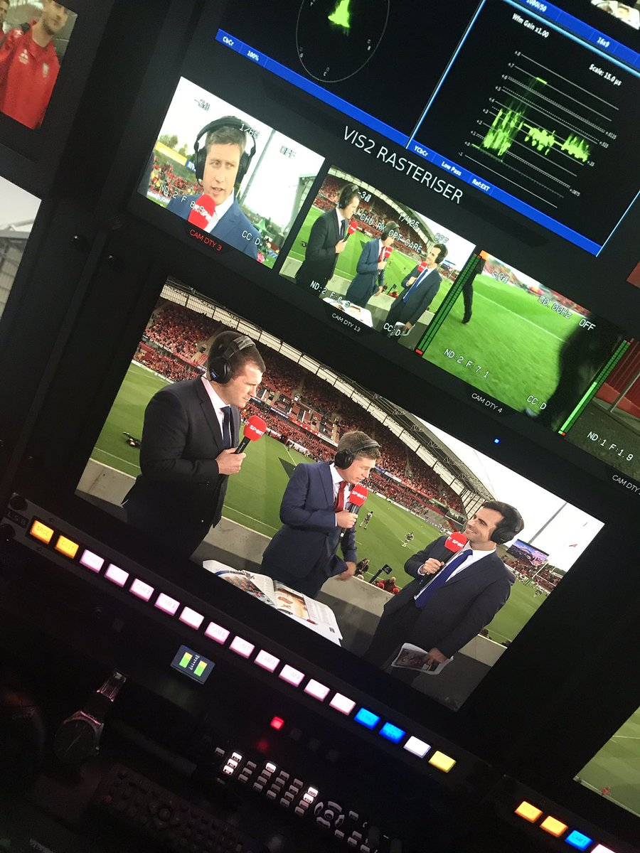 test Twitter Media - We are live on VirginMedia 1 for the European Rugby Championships Cup clash between Munster and Gloucester here at Thomond Park. https://t.co/NuWFsR6ttt