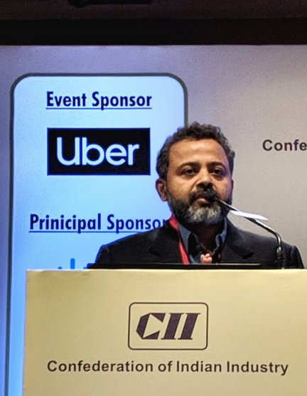 Uber India Presdient Pradeep Parameswaran,