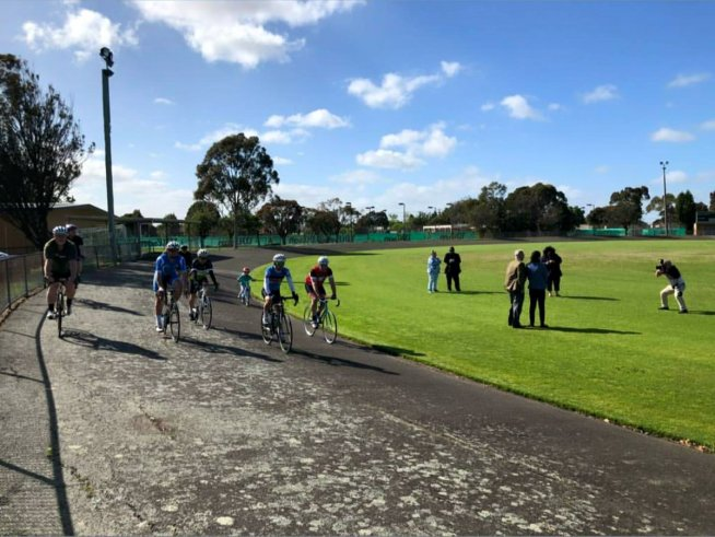 test Twitter Media - Residents & riders of all abilities heard our call for action this week & sent a strong msg to @greaterdandy  It's not ok to destroy a historic, community orientated, #cycling facility that everyone still rides,from Abby, 4 yo, to Dean, 70yo #SaveMauriceKirbyVelodrome #Melbourne https://t.co/Pk9me5ZvSj