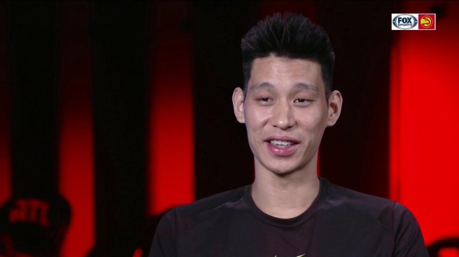 RT @HawksOnFSSE When he hits the floor of Madison Square Garden Wednesday, it will have been 555 days since Jeremy Lin played a full NBA game.