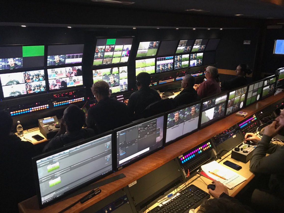 test Twitter Media - Delighted to partner with Telegenic to cover Champions Cup in UHD this season. We have OB8 in @KingspanStadium for @btsport covering @UlsterRugby v @LeicesterTigers #UHD https://t.co/q6JUGwqBmM