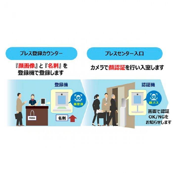 test ツイッターメディア - パナソニック、「CEATEC JAPAN」で顔認証システム導入 https://t.co/l2ijHqvFgF #人工知能 #AI https://t.co/Z0UyXs8ZeK