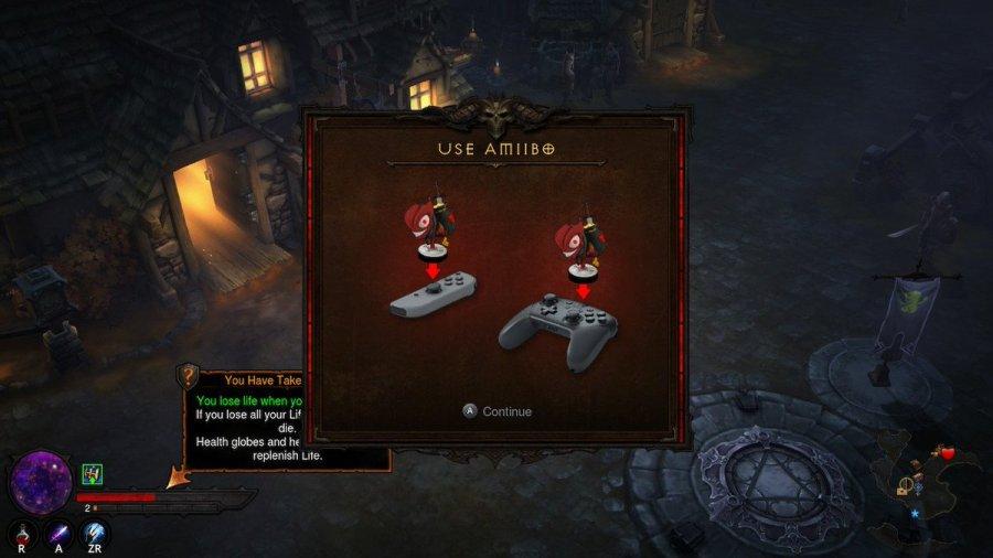 Diablo Loot Goblin amiibo
