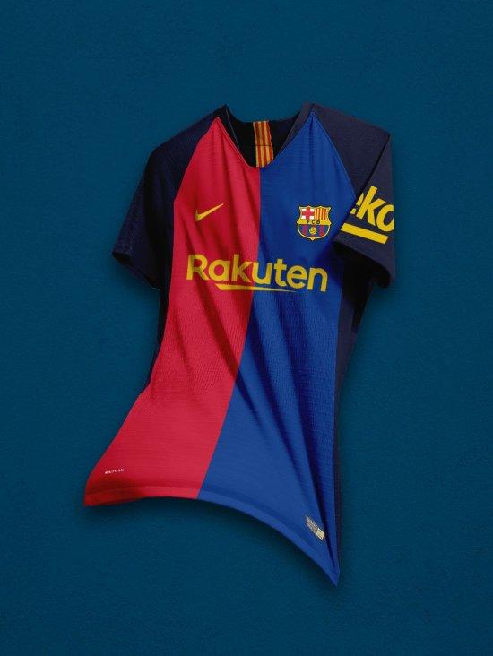 Camiseta edición especial FC Barcelona