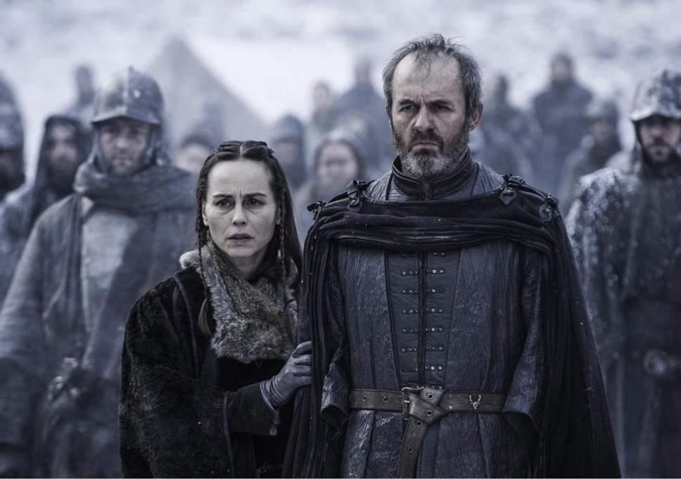 test ツイッターメディア - スタニス・バラシオン  メリサンドルに心酔し光の王と呼ばれ、ラニスターの城を目指す。黒の城を占拠し、野人の王マンス・レイダーを処刑する。娘シリーンを火炙りにするが、ラムジーに攻め込まれ軍は崩壊、居合わせたブライエニーによってレンリーの仇として首をはねられる。#ゲームオブスローンズ https://t.co/TIAz9fooWI