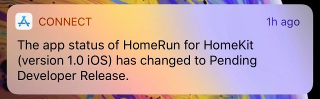 Well that was fast given it is HomeKit related. More details on my release...