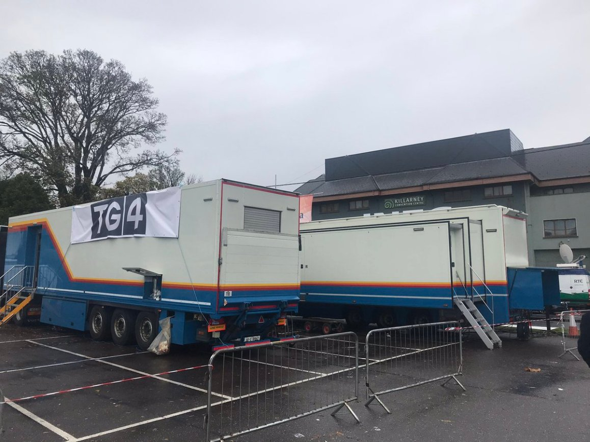 test Twitter Media - We are in Killarney today for Oireachtas 2018 Live on TG4 https://t.co/P9AfYkLdaF