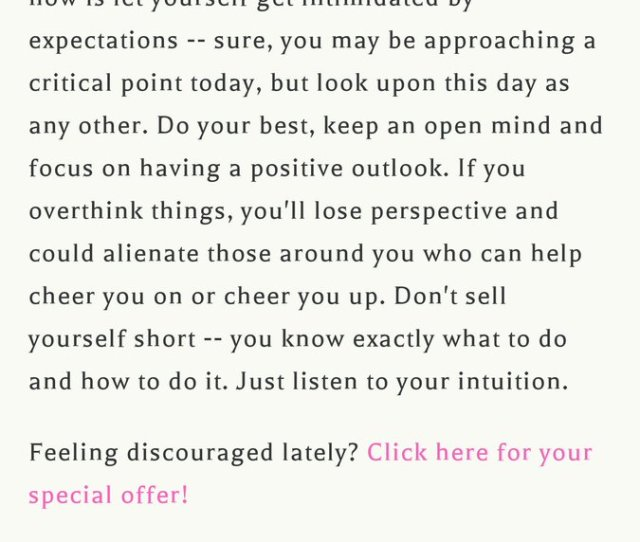 E  Aa C A E Bd Ei Ca  E  Biana E  B On Twitter I Never Ever Read My Horoscope Buuut Imma Leave This Here The Accuracy Is Real
