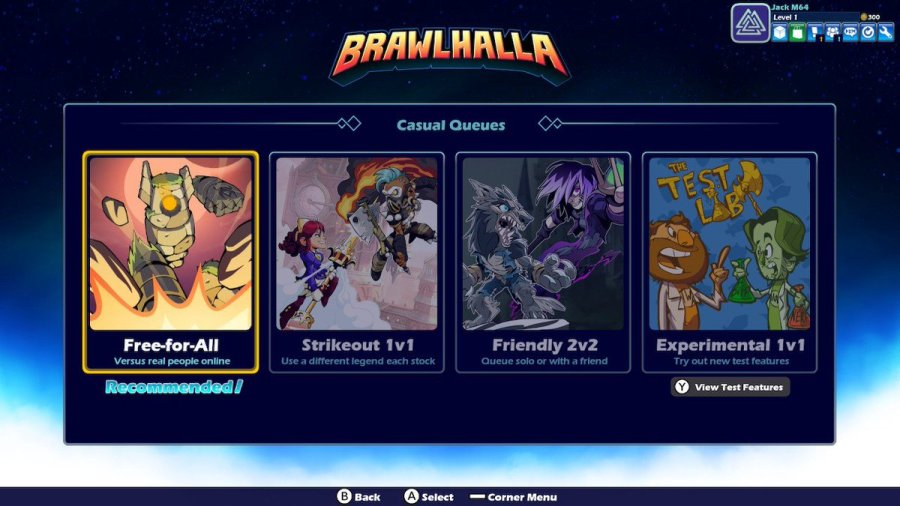 Switch Review] Brawlhalla (#639) | Miketendo64 :Miketendo64! By