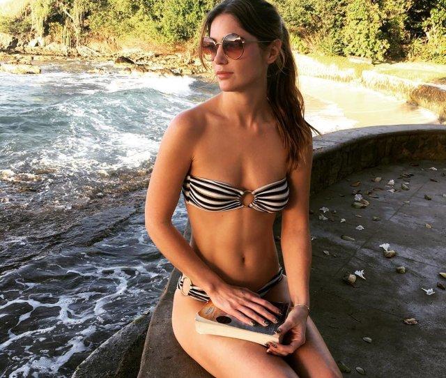 Bikini Bonus Janet Montgomery