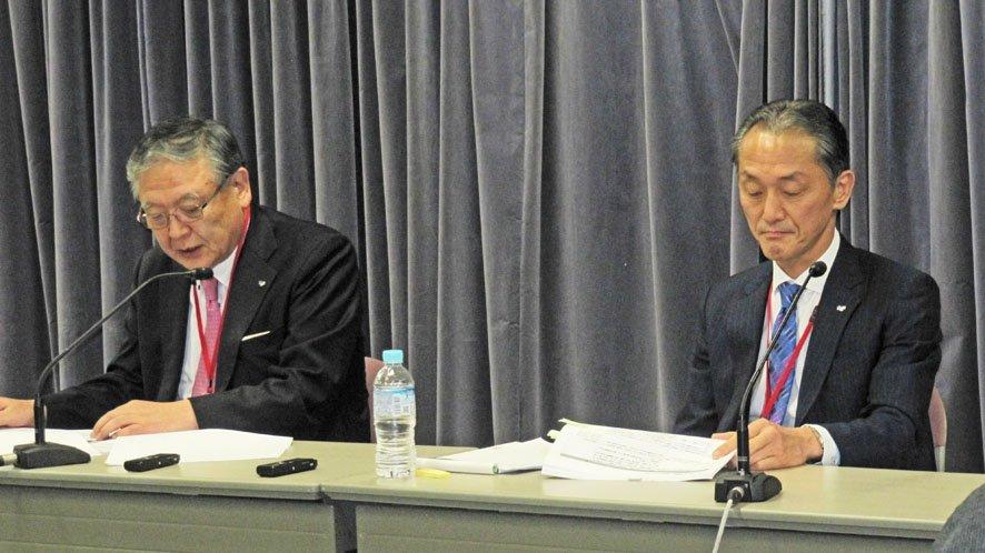 test ツイッターメディア - //全国のニュース SGHD、報酬体系見直し増員 SD「事業成長の原動力」 (物流ニッポン) SGホールディングスは、労働需給のひっ迫と、EC(電子商取引)の進展による通販市場が拡大する… https://t.co/xkFgqfA9Ns #ニュース  #NEWS速報JAPAN https://t.co/Zf4RHmMh2b