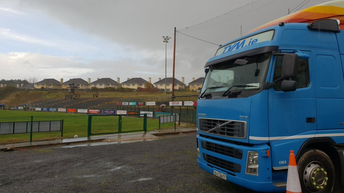 test Twitter Media - Live from a very wet  Killarney for @GAA_BEO. It's Dr Crokes v St Finbar's. Watch live now. Throw in 13.30. @SportTG4 @nemetontv https://t.co/wBlR3qvnPS