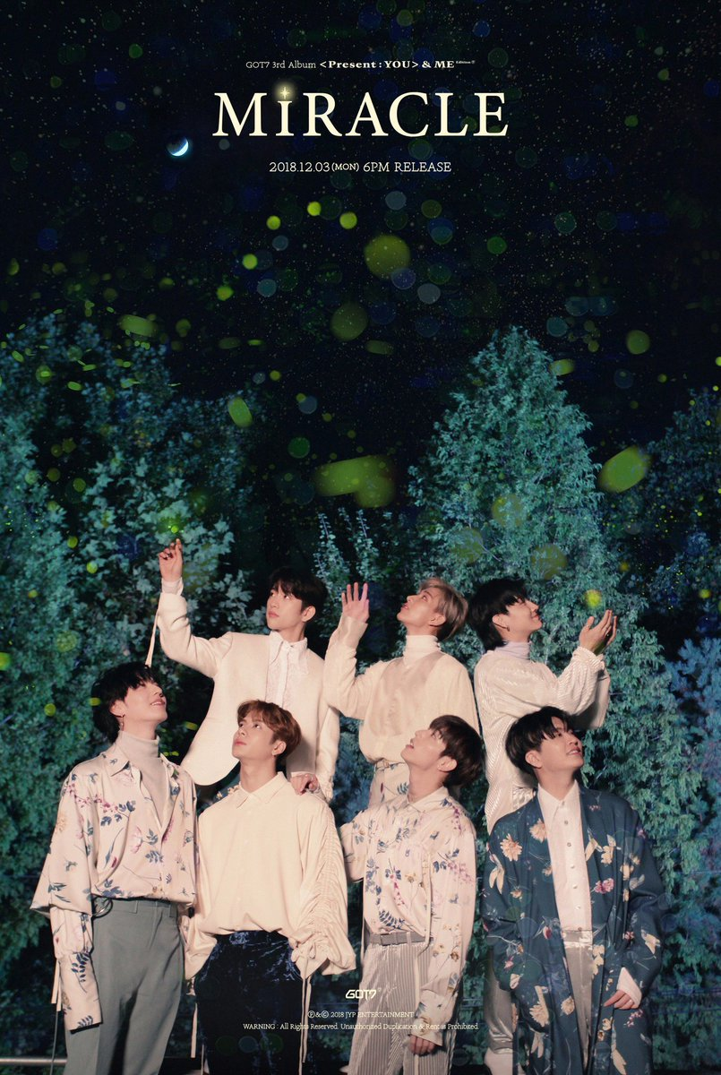 Image result for got7 miracle site:twitter.com