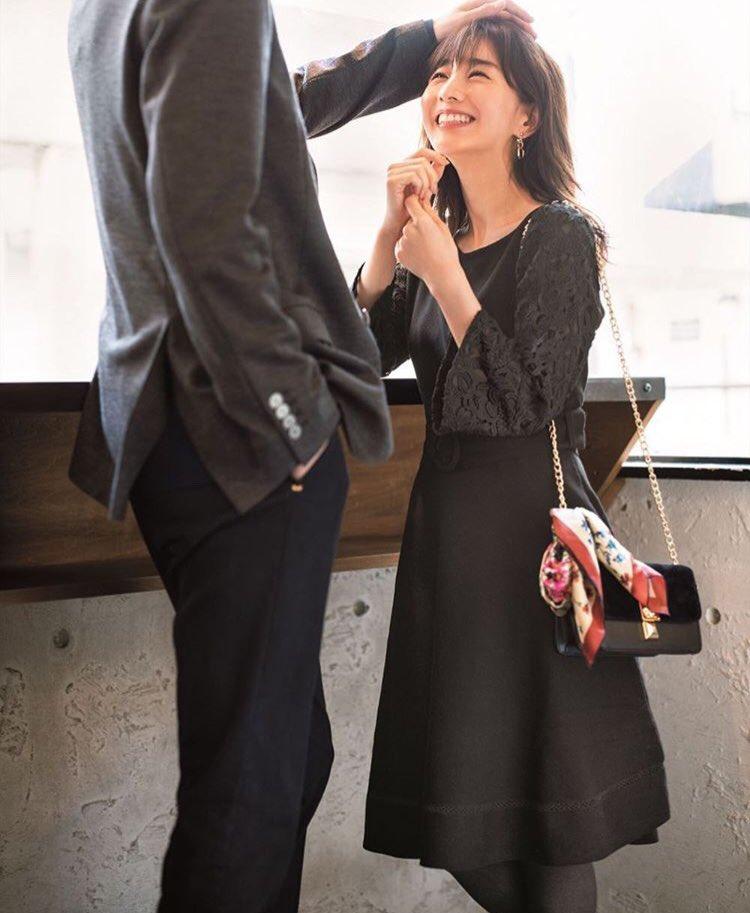 test ツイッターメディア - 『身長差30cmの高身長男性にモテたいスモール女子コーデ』特集の田中みな実さん、高身長女性がタイプの僕でもその殺傷能力の高さがすぐわかりました。 https://t.co/o8eLgcLCC2