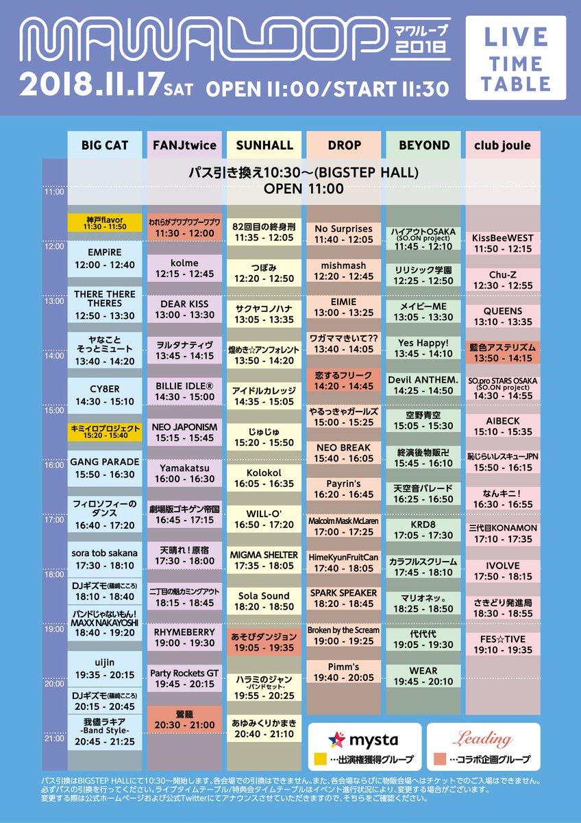 test ツイッターメディア - 【週末のマリオネッ。】 週末はMAWALOOPで大阪初LIVEです!両日来場ポイント3倍にします!是非!  11/17 ◾︎会場 アメリカ村BEYOND ◾︎LIVE 18:25〜18:50 ◾︎特典会 19:25〜20:40(サンボウルB1 ブースL)  11/18 ◾︎会場 梅田バナナホール ◾︎入場特典 マリオネッ。入場で特典券2枚 #マリオネッ https://t.co/j8rbCtzH3d