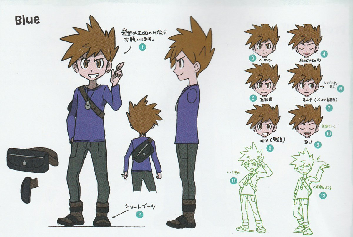 Gallery Lots Of Pokemon Lets GO Concept Art From The