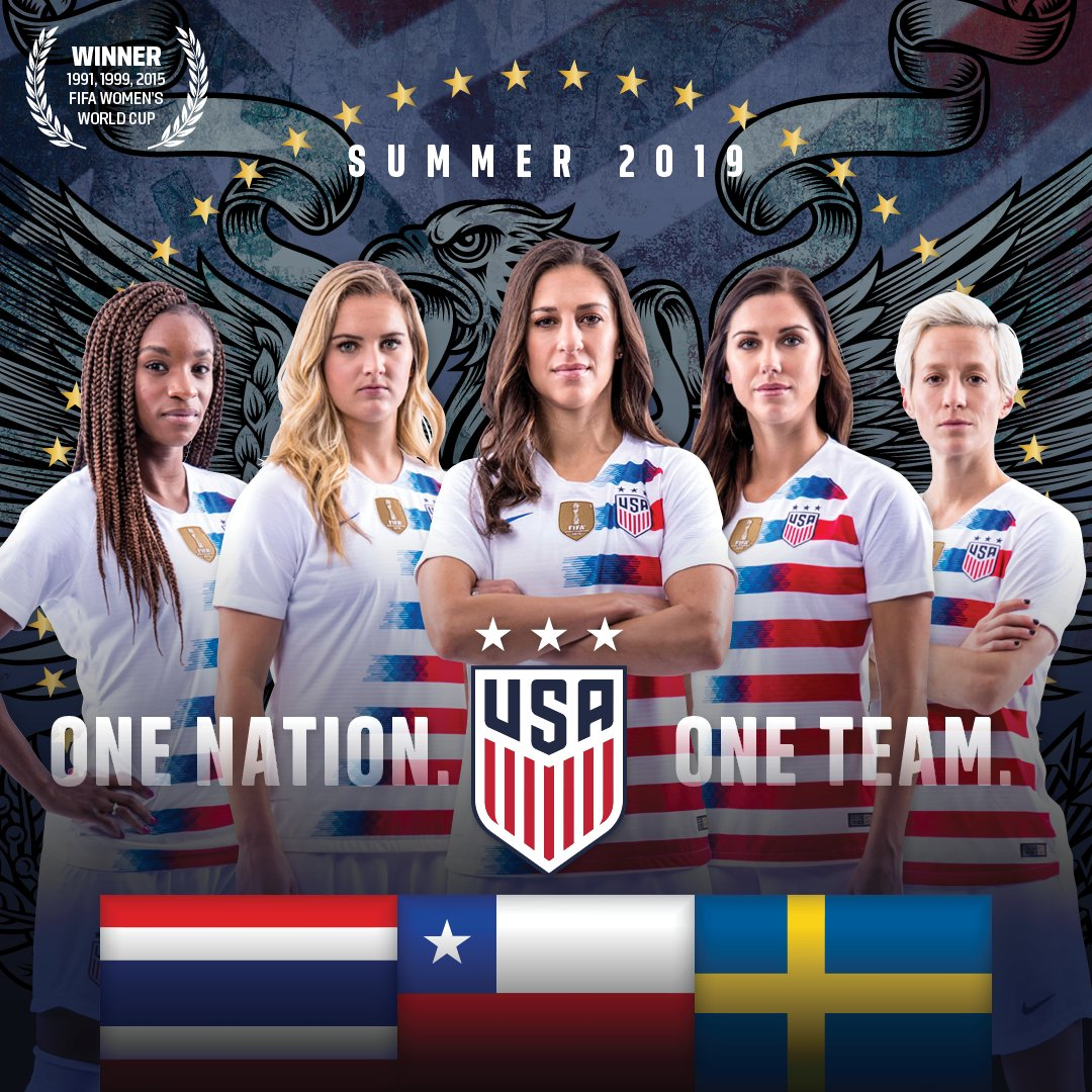 fifawwc coming in summer 2019