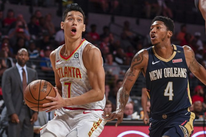 RT @kevinbforbounce Jeremy Lin makes for solid trade target for New Orleans Pelicans to help Jrue Holiday 'Get off the ball' https://t.co/j87v5PWdFx