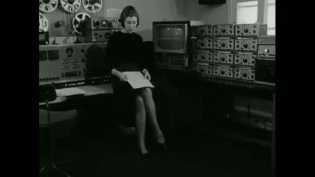 Image for the Tweet beginning: #OnThisDay 1965: Delia Derbyshire gave