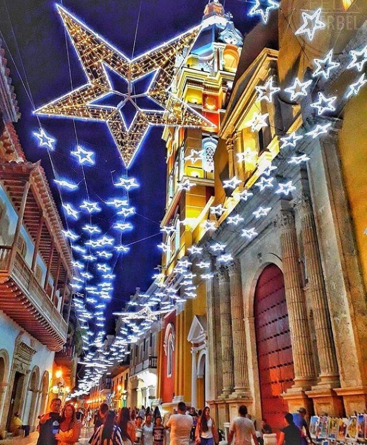 Resultado de imagen para cartagena de indias navidad