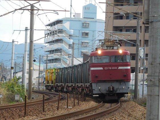 test ツイッターメディア - #NGDC200の鉄道撮影記 2018/12/18 鹿児島本線 大野城〜水城にて  海老津行きとか久々に撮りました。 https://t.co/4Jf3jTFJCa