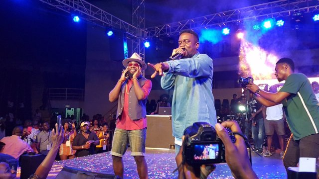 "Video: Sarkodie ""Reunites"" With M.anifest"