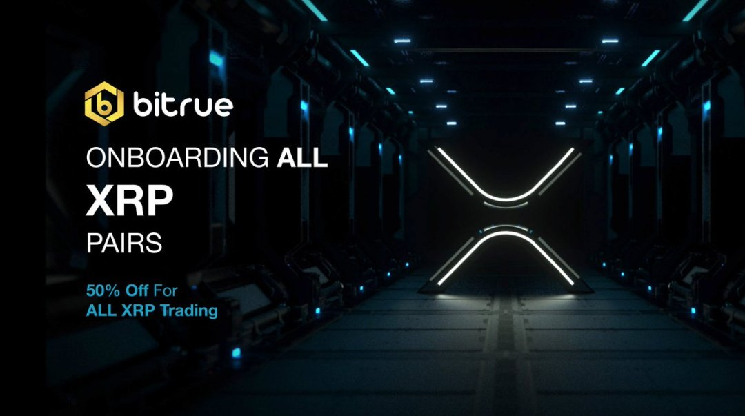 🎉Thank you @BitrueOfficial for supporting VET/XRP trading pair🎉