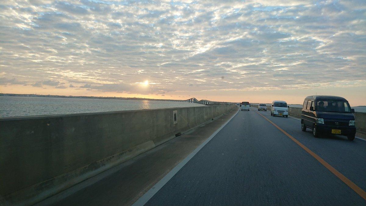 test ツイッターメディア - 宮古島の伊良部大橋初めて渡ったよ https://t.co/bhR3pZynNI