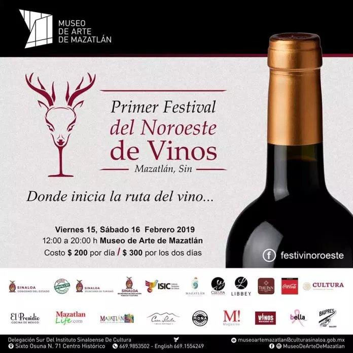 Resultado de imagen para Primera Feria del Noroeste en Vinos mazatlan