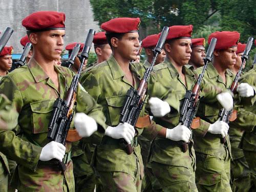 rinconcubAno. Servicio militar