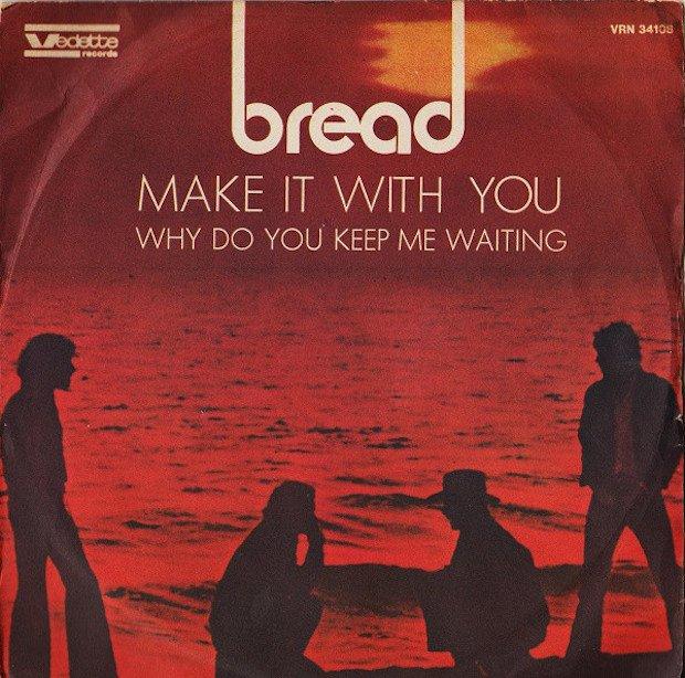 Bread - Make it with you (1970)歌詞 lyrics《經典老歌線上聽》