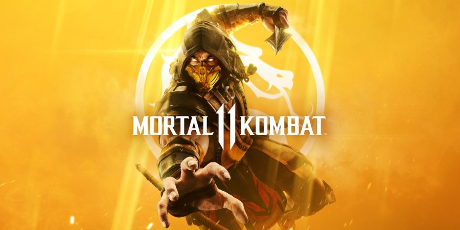 Mortal Kombat 11 Cover Art