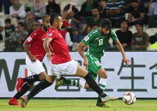 منتخب العراق يتجاوز اليمن بثلاثية ويتأهل لثمن نهائي كأس آسيا 26