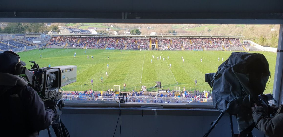 test Twitter Media - Live from Clones. Monaghan take on Dublin live on @GAA_BEO @SportTG4 @nemetontv https://t.co/DFOCR0ARRf