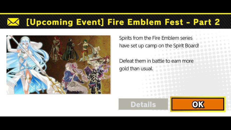 Fire Emblem Fest Part 2