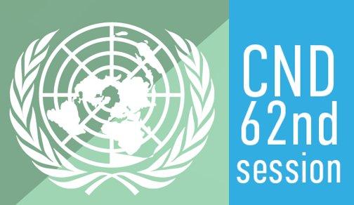 Bildergebnis für cnd 62nd session