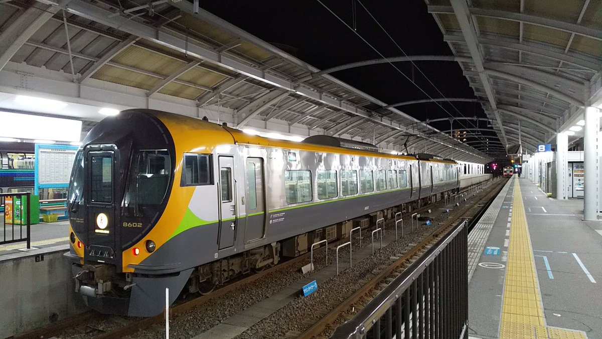test ツイッターメディア - 色といい、雰囲気といい、京阪電車や南海電車と並べても違和感がなさそうな車輌だ。 https://t.co/PQp89EV7yo