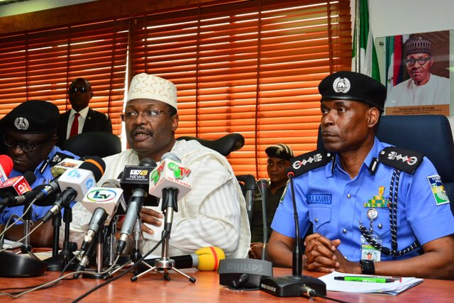 Image result for We don't know if army rigged elections – INEC
