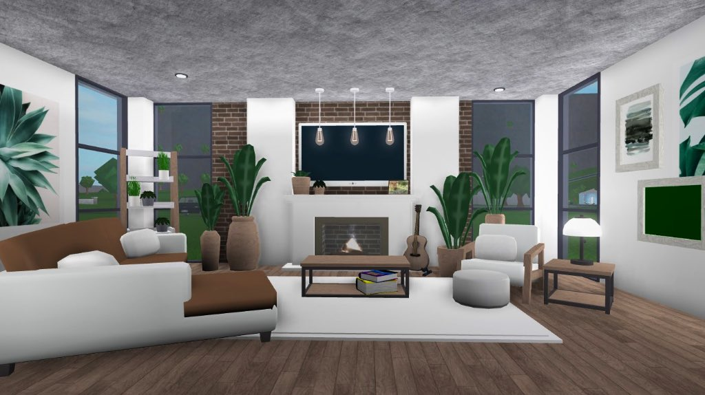"""A small living space can still be stylish. 𝐁𝐞𝐥𝐥𝐚 on Twitter: """"New build! Here my slightly bohemian ..."""