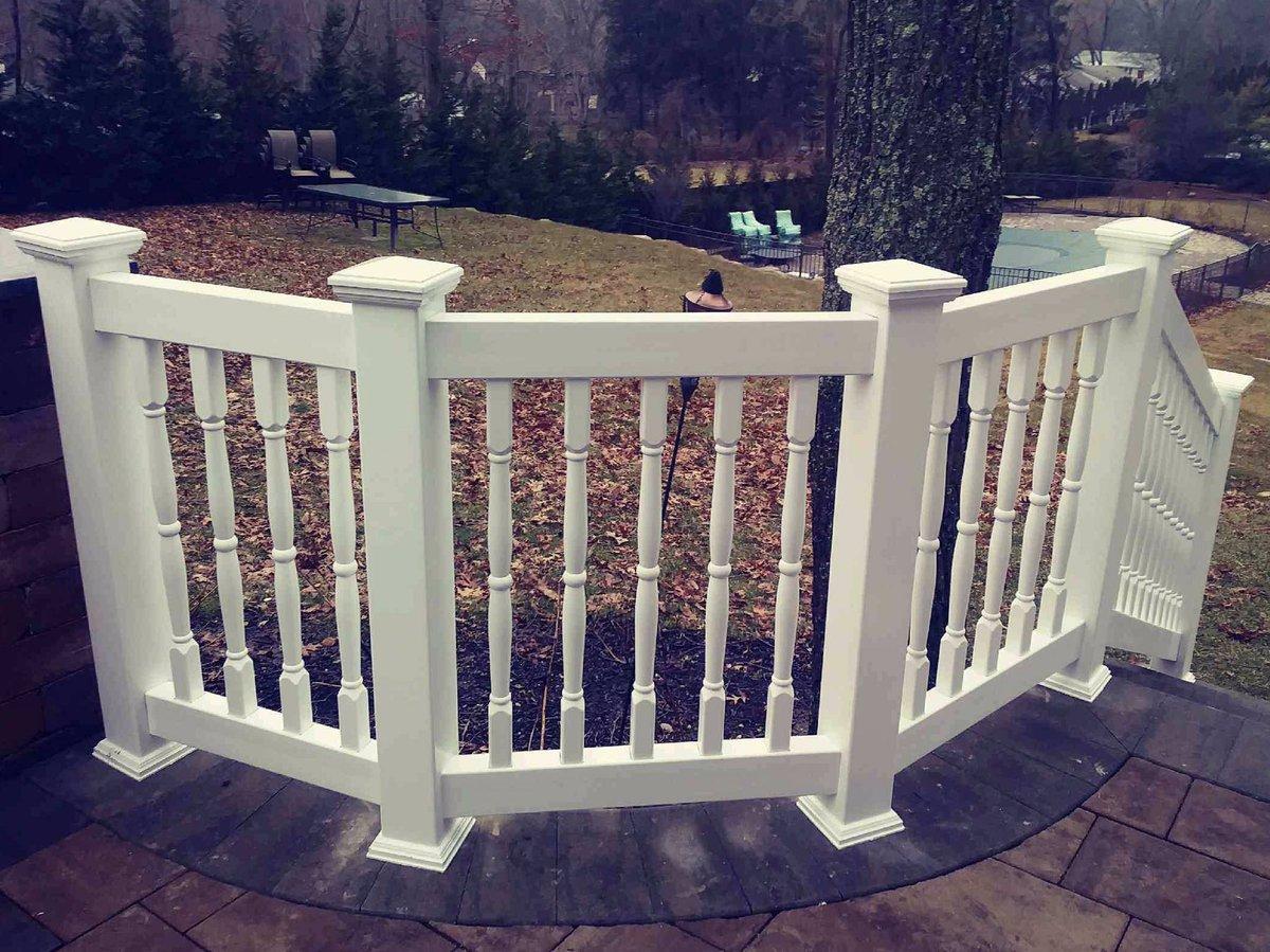 liberty fence railing on twitter we