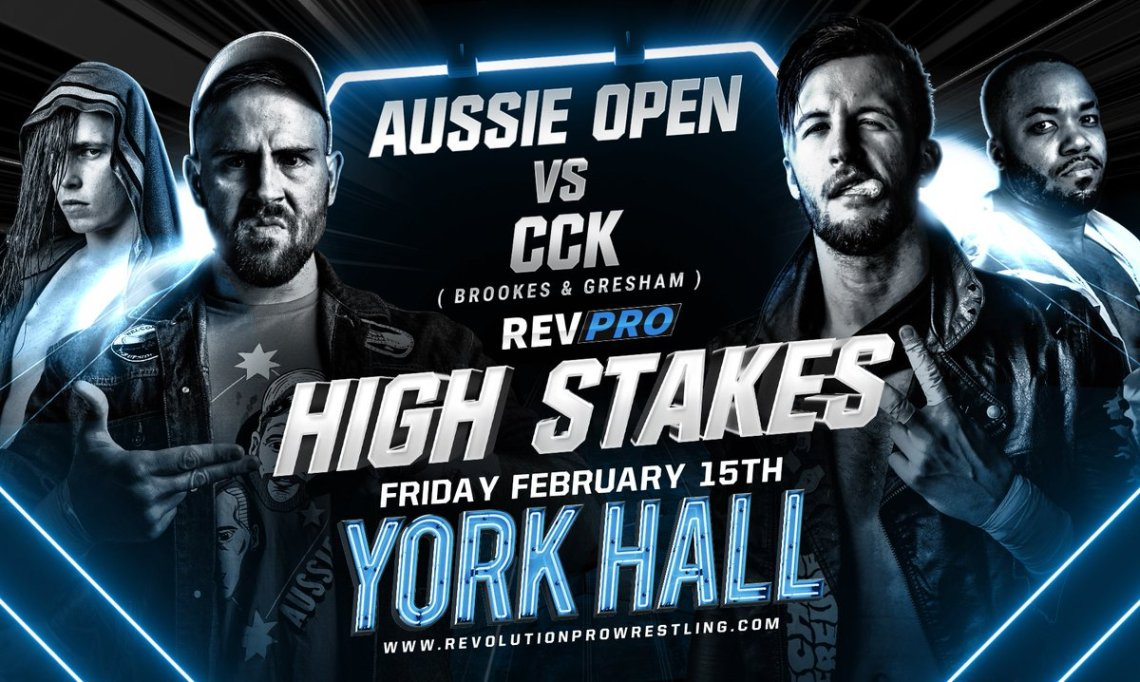 Arvio: Revolution Pro – High Stakes 2019 | Smarkside