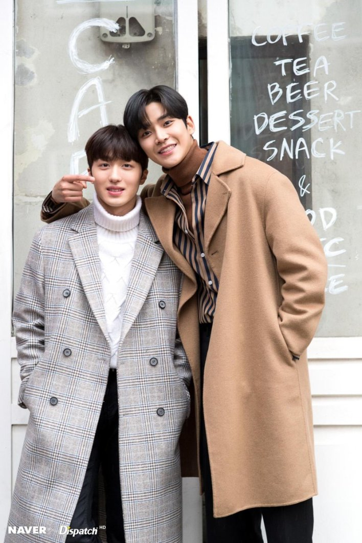 "ROWOON THAILAND on Twitter: ""190207 รูปโรอุน ชานฮี จาก Dispatch ..."